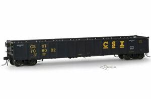 Arrowhead HO Greenville 2494 Gondola CSX Transportation CSXT #708002