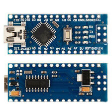Nano V3.0 ATMEGA328P CH340G 5V 16M USB Micro-Controller Board Kit Für Arduino