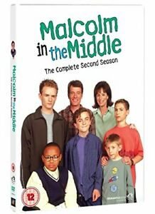 Malcolm in the Middle: The Complete Second Season [DVD][Region 2]