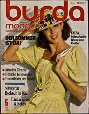 Burda Moden 05.1978