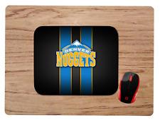 DENVER NUGGETS MOUSEPAD MOUSE PAD HOME OFFICE GIFT NBA