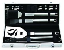 Cuisinart CGS-5014 14-Piece Deluxe Stainless-Steel Grill Set by Cuisinart