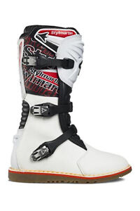 STYLMARTIN IMPACT EVO MOTORCYCLE BOOTS SIZE 43