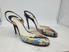 Christian Louboutin Womens Heels Size 41.5 Made In Italy