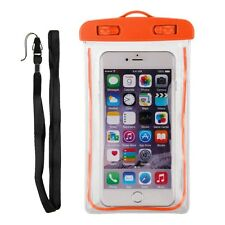 New Luminous Glow Waterproof Underwater Pouch Dry Bag Case Cover for Cell Phone