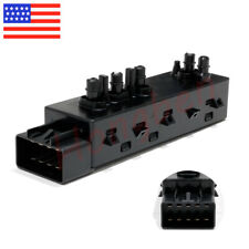 OEM 12451497 NEW Left Driver 8 Way Power Seat Control Switch For 06-14 Chevrolet
