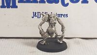 Games Workshop Citadel Blood Bowl 2nd Edition Big Guys Troll Player 1 Metal 1988