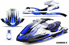 Jet Ski Graphics Kit Decal Wrap For Yamaha Wave Runner FX140 2002-2005 CARBONX U