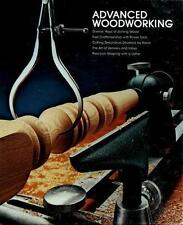 Advanced Woodworking (Hardcover)