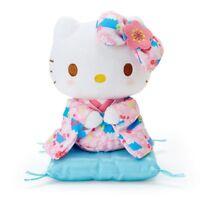Hello Kitty Sanrio [New] Stuffed Doll (Kimono) Cute Kawaii Japan Free Shipping
