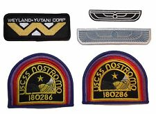 Alien Movie (Set of 5) Uniform Embroidered Logo PATCHES