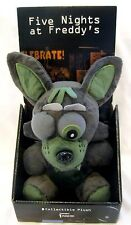"Five Nights at Freddy's 10"" Phantom Foxy Plush-FNF 10"" Phantom Foxy Plush-New!"