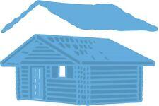Marianne design creatables découpe & gaufrage die tiny's log cabin-LR0441