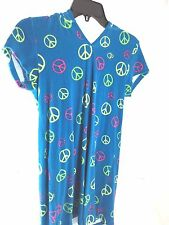 KIDS CLOTHING GIRLS SIZE X-LARGE 14/16 SWIM SUITE COVER UP OP TERRY CLOTH HOODED