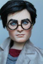 "Tonner MATT 17"" OOAK HARRY POTTER DEATHLY HALLOWS Repaint Art Doll by SashaBleu"