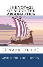 The Voyage of Argo: The Argonautica (Unabridged)