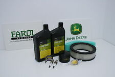 Genuine John Deere Service Filter Kit LG190 Ride On Lawnmower Mower GT235 LT166