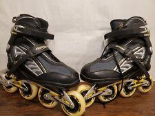 Roller Derby Spartan Z-9.9 90mm Wheels - Mens Rollerblades Size 11 Inline Skates