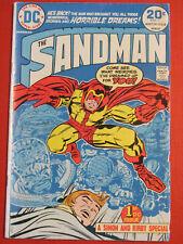New Listingcomplete The Sandman (1974-1976, Dc) six issues Jack Kirby first Garrett Sanford