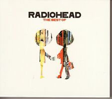 RADIOHEAD Best Of NM 2008 Parlophone Canada 2cd Abbey Road master Cinram limited