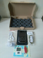 BLACKBERRY BOLD TOUCH 9900 BLACK 5 MEGAPIXEL 3G EDGE WIFI GPS CELLULARE VINTAGE