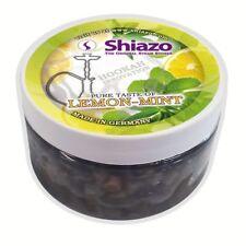 Shiazo Dampfsteine Lemon Minze 250g - Steam Stones nikotinfrei,Tabakfrei