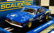 Scalextric 1969 Chevrolet Z/28 Camaro #6 Sunoco Mark Donohue 1/32 Slot Car C3650