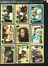1977 TOPPS Charlie's Angels Series 2 BASE Set 66 Cards # 56 thru # 121EX. +++