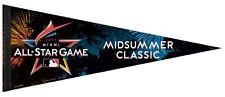 MLB Baseball All-Star Game 2017 MIAMI Premium Felt Collector's PENNANT