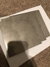 316 Stainless Steel Flat Bar Sheet 17 Gauge 056 X 6 X 6 Machine Stock