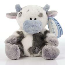 "4"" My Blue Nose Friends Milkshake the Cow No. 21 - Plush Soft Toy"