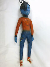 OOAK 23in.Soft Rubber Art Doll Fantasy Nightcrawler Unusual Rare