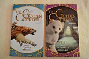 The Golden Compass Iorek & Pan Mini Scholastic's Paperback Nestle Promo Edition