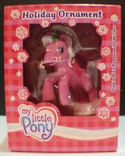 MY LITTLE PONY CHRISTMAS ORNAMENT Mittens In Pinkie Pie Box 2004 NRFB MLP FIM