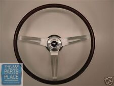 1969 Camaro / Chevelle / Nova / Impala / El Camino Steering Rose Grain Wheel Kit