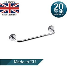 Single Towel Bar Rail 40cm/15.75 inches Stainless Steel Wall Mount Self Adhesive