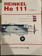 Heinkel He 111 Modelpres by P Stachura
