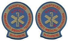NREMTP Emergency Medical Technician Paramedic Nationally Certified Registered x2
