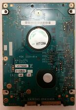 FUJITSU MHW2080BH PL SATA PCB CA21344-B10X P/N: CA06820-B39200AP BOARD ONLY