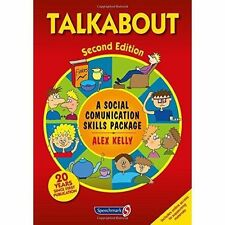 Talkabout: A Social Communication Skills Package by Alex Kelly (Paperback, 2016)