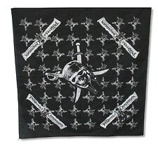 "PIRATES OF THE CARIBBEAN ""ON STRANGER TIDES"" BLACK BANDANA NEW OFFICIAL MOVIE"