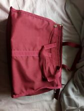 Red Bag/ Holdall