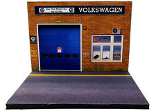 Diorama présentoir Volkswagen - Bay View Motors Inc. - 1/43ème - #43-2-A-A-065