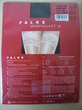 Falke Stay-ups Seidenglatt 15 9.5-10
