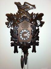 Refurbished Vintage German Black Forest Cuckoo Clock