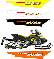 TUNNEL GRAPHICS WRAP SKI DOO BRP REV XP XM XR XS  Z summit  DECAL 120 137 154  6