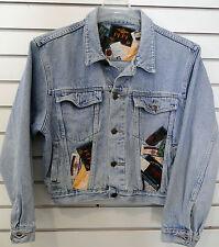 Pepe International Jeanswear Vintage Classic Jean Jacket Style Darlene Size Med