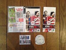 Fifa 08 PSP Portable Playstation PAL FR