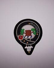 Royal Scottish Scotland Clan MacEwen Heraldry Arms UK Crest Family Name Patch