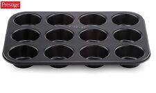 Prestige Inspire Non Stick 12 Cup Muffin Tin Kitchen Bakeware New